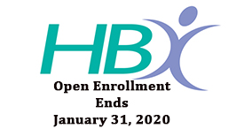 Open Enrollment Ends January 31, 2020