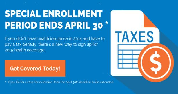 Special enrollment period for health insurance through DC Health Link ends April 30