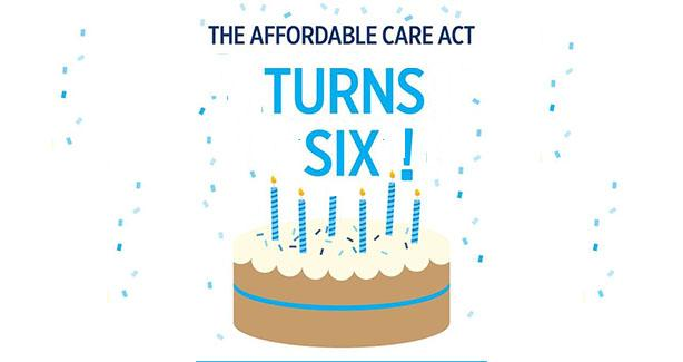 Affordable Care Act Turns Six